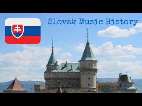The Music of Slovakia - A Brief History Mp3