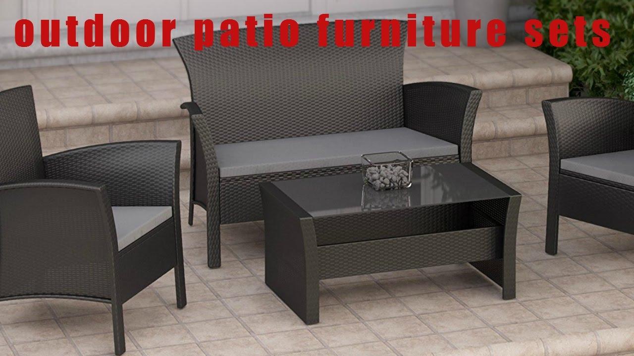 The Ten Best Outdoor Patio Furniture Sets Review YouTube - Best Outdoor Patio Furniture