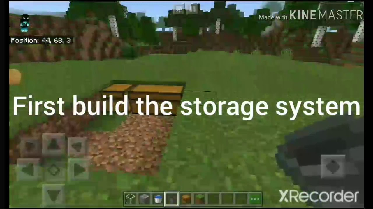How to make a mob farm in minecraft - YouTube