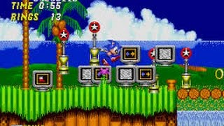 Sonic The Hedgehog 2 Android: #1: Les bugs du Debug Mode