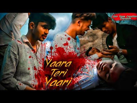 Yaara Teri Yaari  Rahul Jain  Pehchan Music Emotional Friendship Video 2020 Our_team_creations