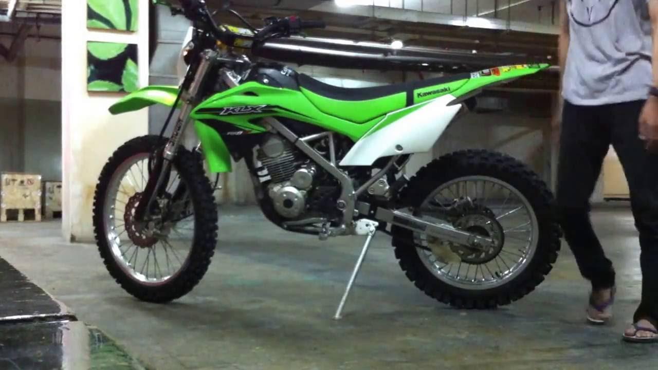 Jual Kawasaki Klx  Bekas