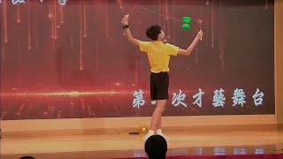 Publication Date: 2021-07-14 | Video Title: 6GB 林家寶 雷耀祖 龔世康 陳振南 扯鈴表演 [才藝舞台