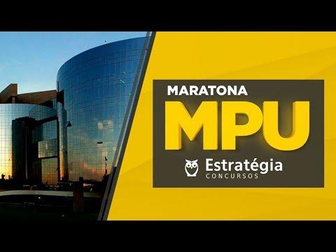 Concurso MPU: Maratona de Revisões e Dicas de Estudos AO VIVO ÀS 8h30min