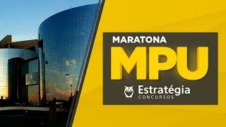 2ª Maratona MPU: Revisões e Dicas de Estudos thumbnail