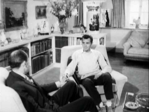 Dirk Bogarde interview