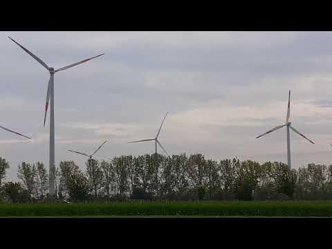 Windpark Beesenstedt Part 1 (Vestas, GE Wind Energy, Enercon, Senvion, REpower)