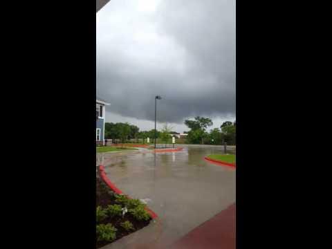 League city storm 4/25/16