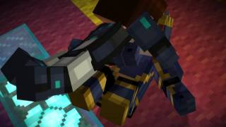 Minecraft: Story Mode episode 7 freeing Petra