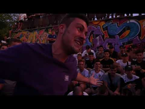 DJNESS VS HARON (BATALLÓN!) - 4TOS - FINAL NACIONAL GENERAL RAP