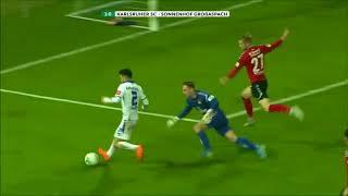 Telekom Gamereport Spieltag 28 KSC - Sonnenhof Grossaspach 3:1