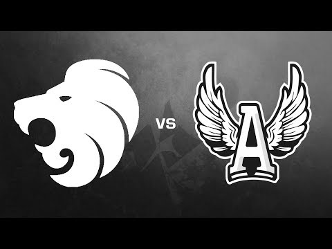 North Academy vs. AGO Gaming - WCA 2017 Closed Qualifier - Train