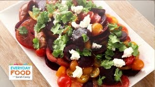 Tomato-beet Salad - Everyday Food With Sarah Carey