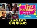 Yuvraj Hans, Mansi Sharma, Happy Raikoti, Aman Dhaliwal Interview   Ishq Khumari Movie Launch Whatsapp Status Video Download Free