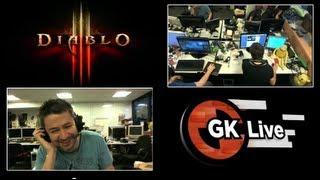 Diablo III - Gamekult Live