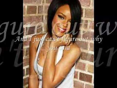 Rihanna Ft Akon Emergency Room Lyrics