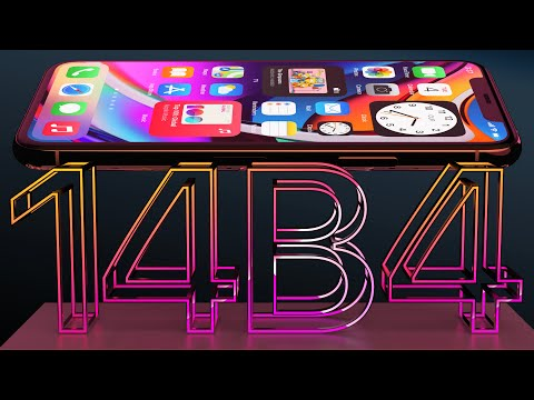 IOS 14 Beta 4! What's New Review