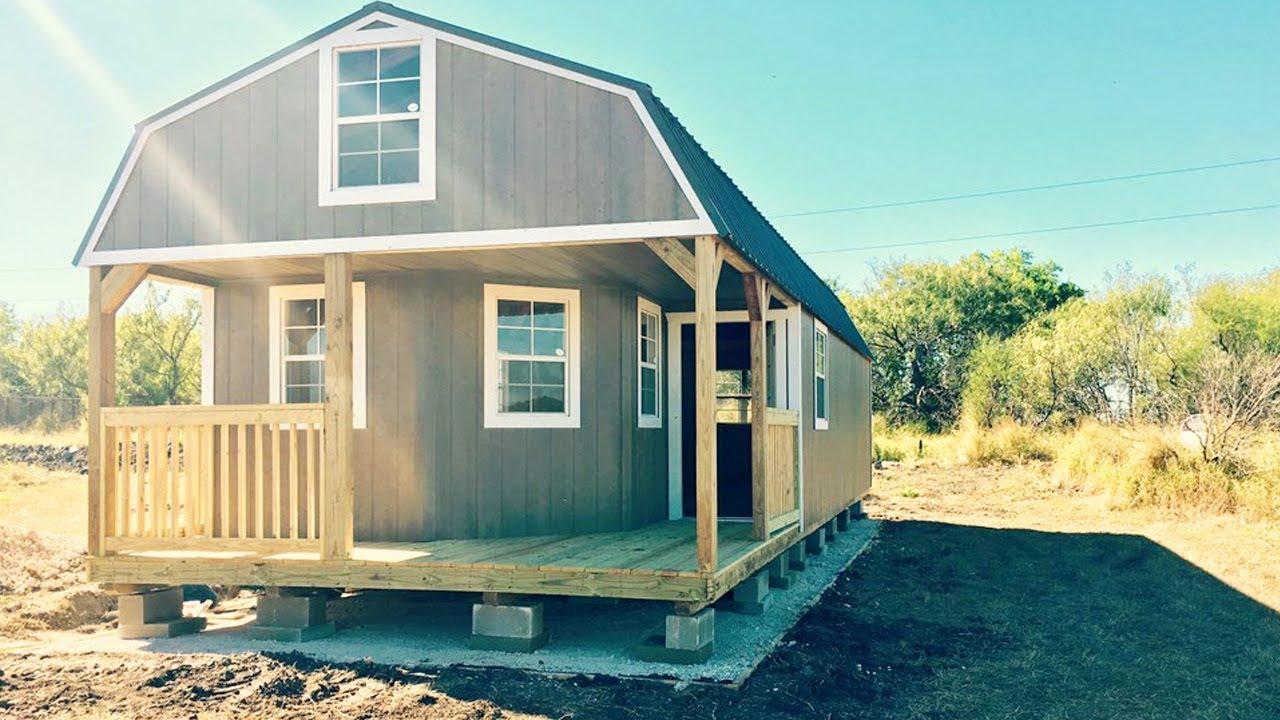 560 SQ FT Tiny Home | Lovely Tiny House