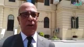 بالفيديو.. محافظة القاهرة: الحريق انبعث من تكييف غرفة التخطيط العمراني
