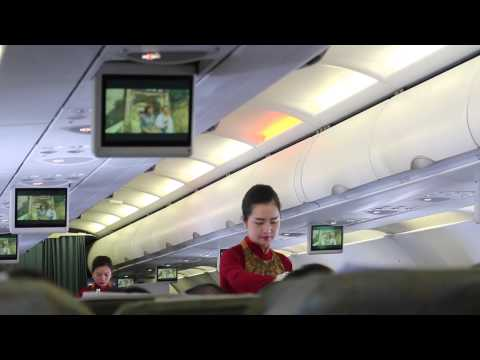 Vietnam Airlines Flight Experience: VN662 Singapore to Hanoi