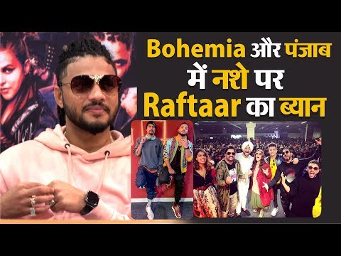 Raftaar-Bohemia had a Cold War?