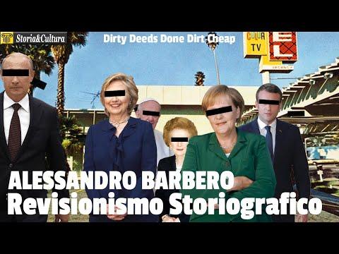 Alessandro Barbero - Revisionismo storiografico