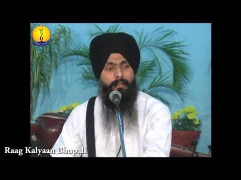 AGSS 2012 : Raag Kalyaan Bhupali : Bhai Maninder Singh ji