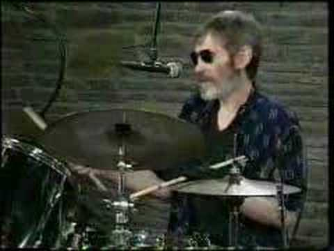 Levon Helm on Drums and Drumming