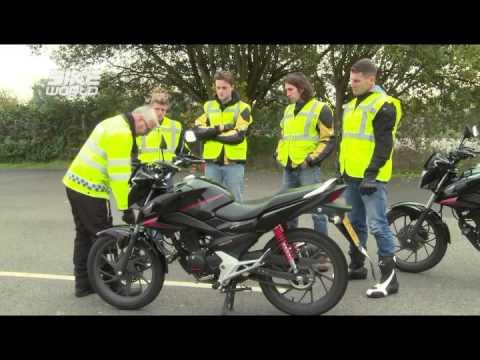 Bike World CBT Training