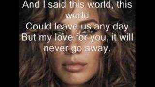 Watch Leona Lewis Angel video