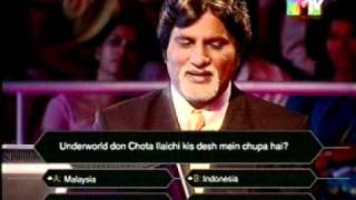 Repeat youtube video MTV KBC FULLY FALTOO