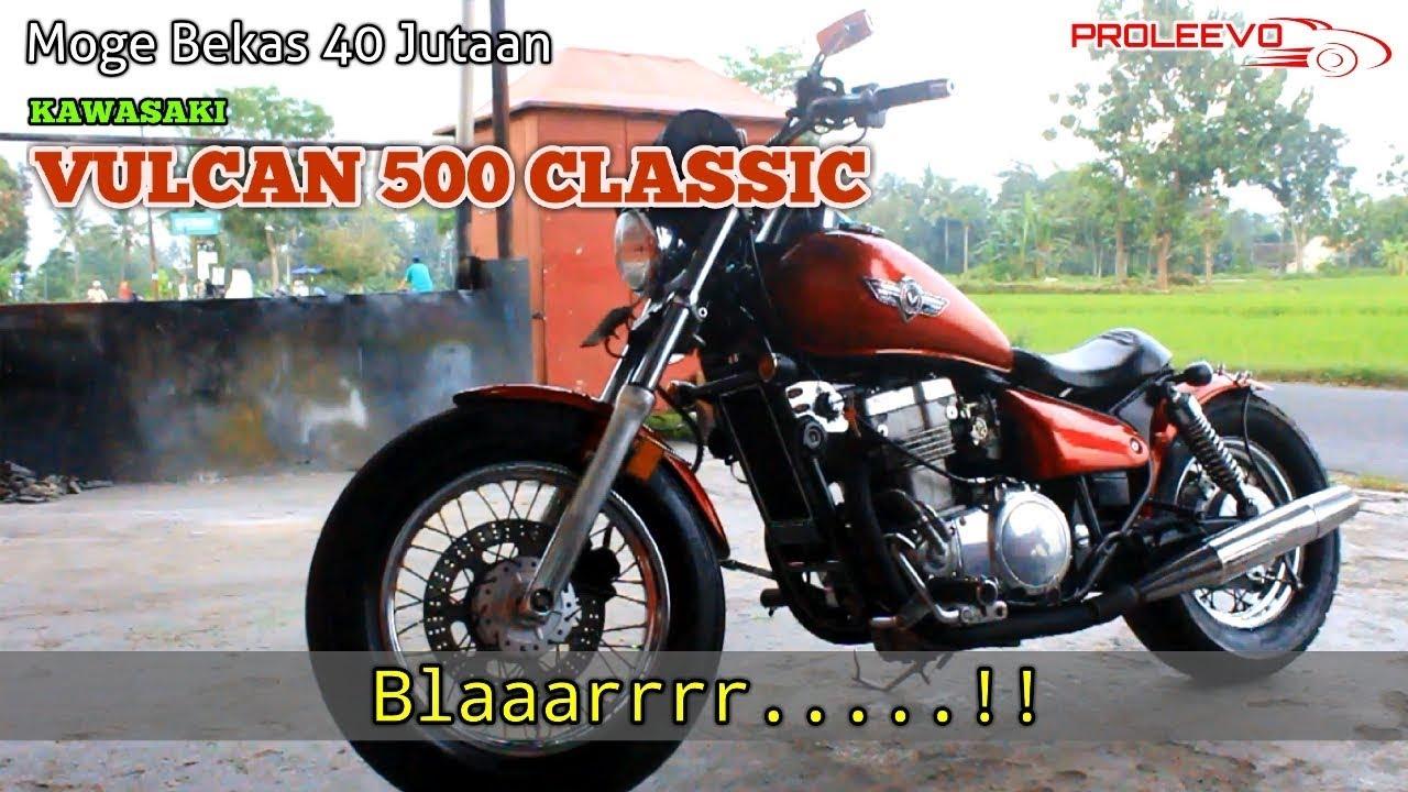 Kawasaki Vulcan  Bekas