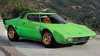 1973 - 1975 Lancia Stratos HF stradale by Bertone Photo Gallery