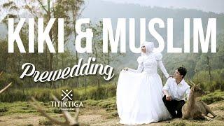 Kiki & Muslim Prewedding | Love Is Beginning - Imaginary Future