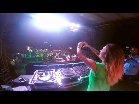 Dj Lia Lisse LIVE @ Escapeland Festival 2015, India Mp3