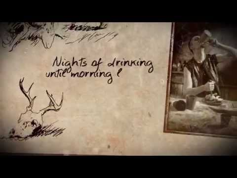 HEIDEVOLK - Vinland (Official Lyric Video) | Napalm Records