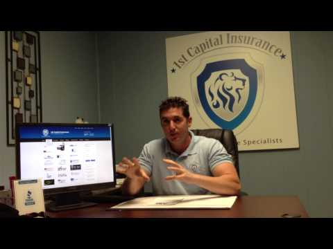1st Capital Insurance Guy Vardi