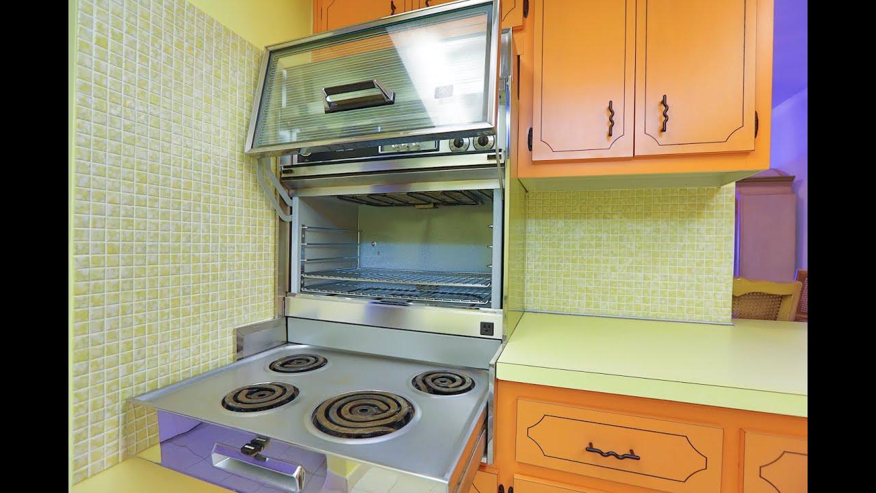 Mid Century Modern Oven ~ Mid century modern s vintage frigidaire flair range