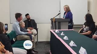 Teachers Reception held in New Zealand