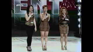 Pilipinas Got Talent Season 4 - The Miss Tres - February 17, 2013