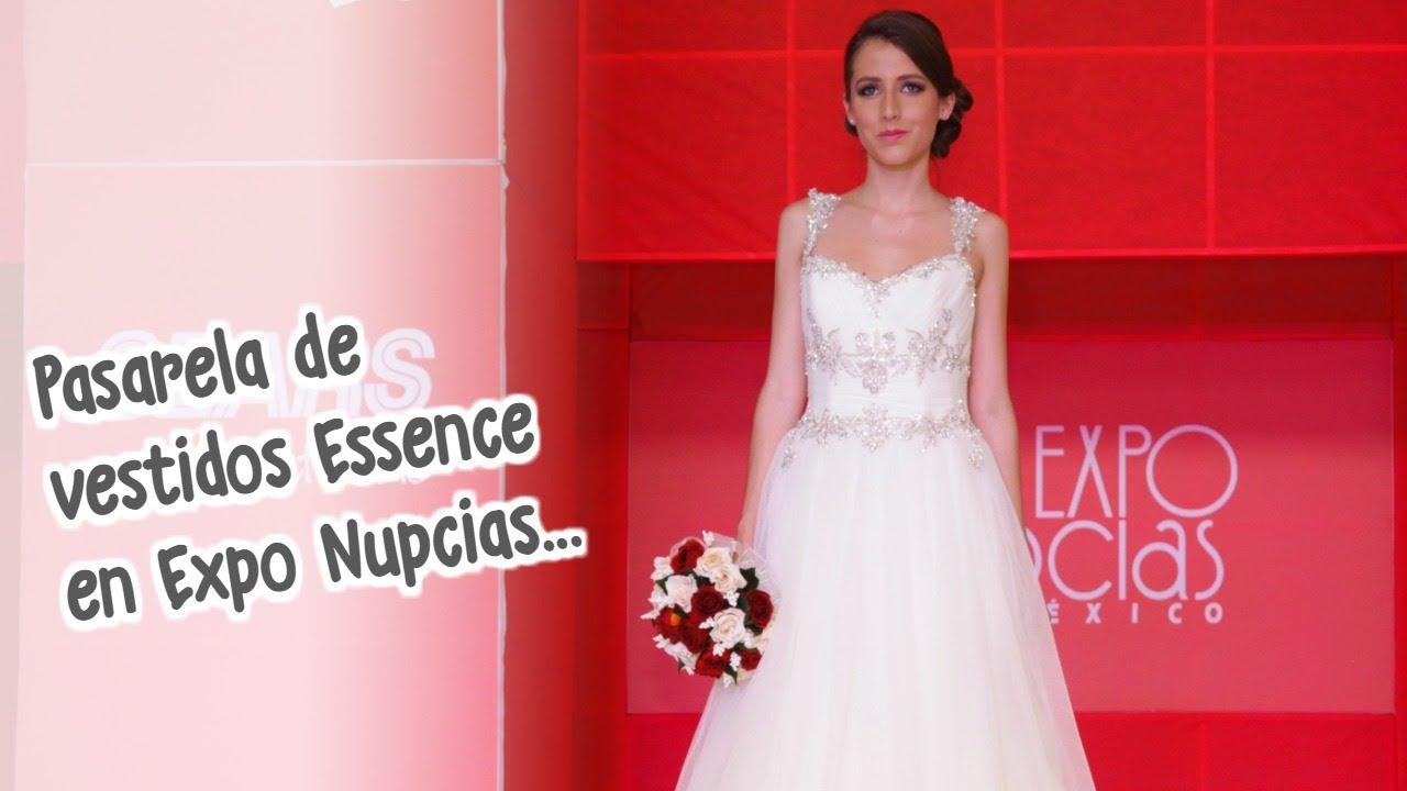 Expo Nupcias Pasarela de vestidos de novia por Essence Marzo 2015 ...