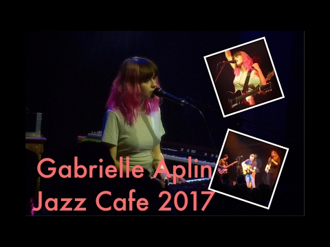 Gabrielle Aplin at the Jazz Cafe| Febuary 2017