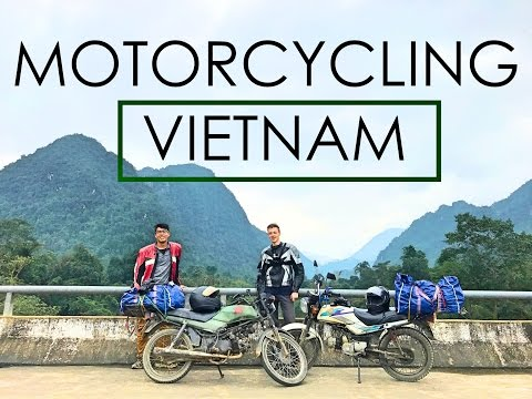 MOTORCYCLING VIETNAM   Riding 2,000 KM from Ho Chi Minh to Hanoi through the Old Ho Chi Minh Road