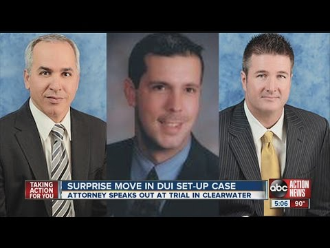 Paralegal, attorney plead the fifth in 'shock jock' DUI setup trial