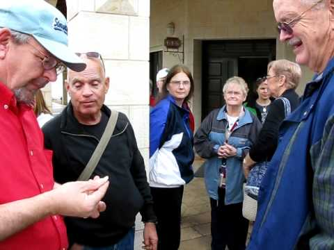 Meeting God in Missions Israel Trip 2011 - Half a shekel.AVI