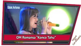 "Hot!!! Edot Arisna ""Om Romansa"""