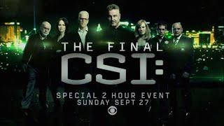 CSI - Promo #1