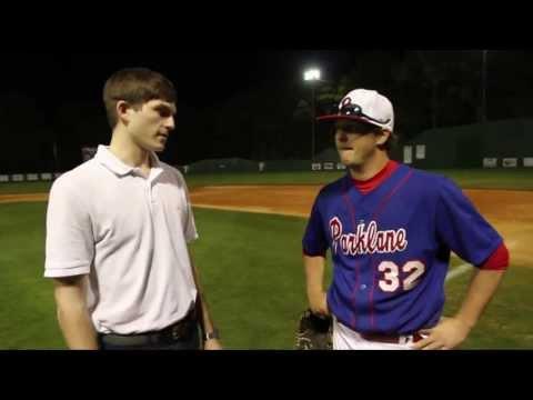 Parklane Academy Vs. Hillcrest Baseball 3-28-13