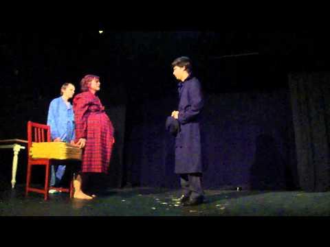 Leoardo's performance Macbeth off Broadway 30-10-11 - part two