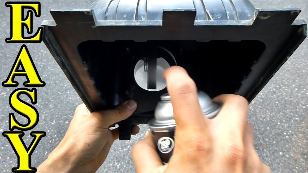 hight resolution of how to clean a mass airflow sensor in depth detailed version youtube